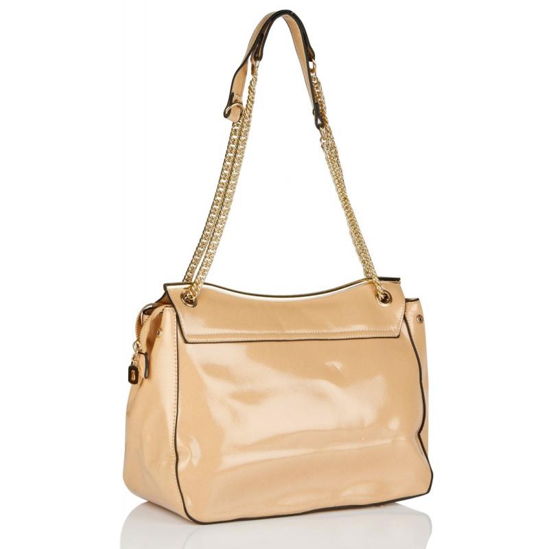 Lara Karen Apricot Handbag Online India
