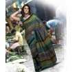 Green and multi color sarees`
