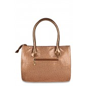 Beige coloured handbag for women from Alessia