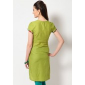 Aurelia-Cotton-Green-Kurta