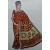 Bombay Cotton Sarees for office wear