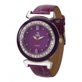Chappin & Nellson Cnl-40-Purple Women'S Watch
