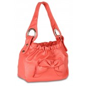 Rose Bow Handbag for Women from P.H.A.T. Brand