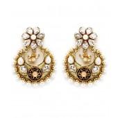 Parampara Floral Classy Design Earrings
