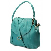 Turquoise Coloured Handbag  From Peperone.