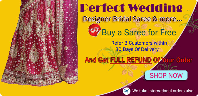 Online Saree Sale India